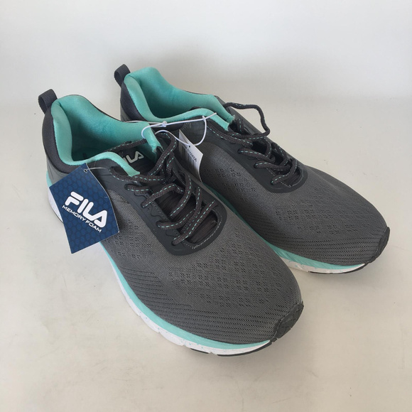 FILA Womens Memory Foam Outreach Athletic Shoe C